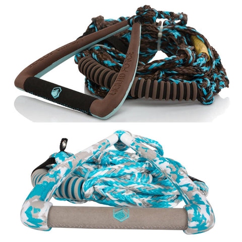 "Liquid Force - Surf 9"" Ultra Suede Rope"