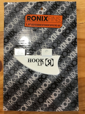 Ronix 1.5″ – Alfred Polycarbonate Bottom Mount Surf Fin (1 pack)