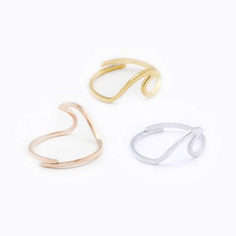 CSURF WAVE RING