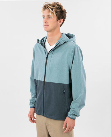 Rip Curl - Elte Anti Series Men's Windbreaker (Blue)