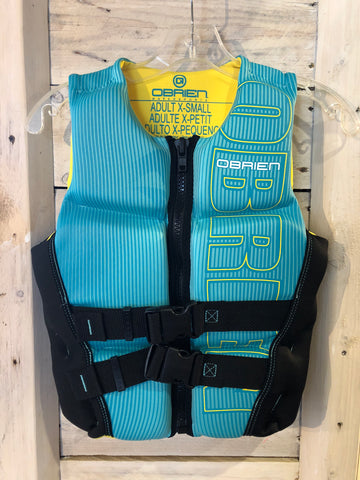 O'Brien - Teen V-Back Life Jacket