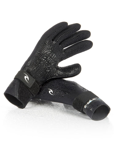 RIP CURL E BOMB STITCHLESS SURF GLOVES 2MM
