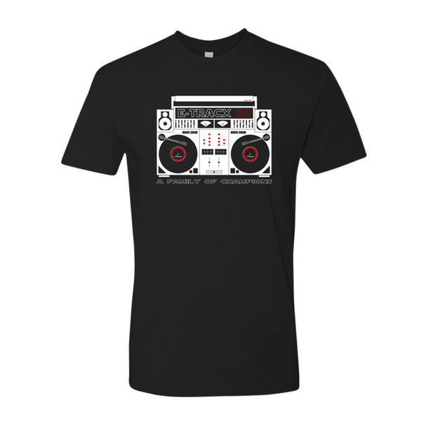 Boombox T-Shirt (Ltd Edition)