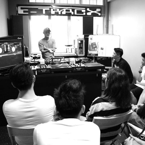 Turntablism Workshops