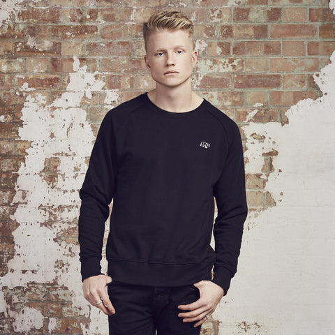 Men's Black Sweater