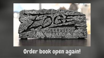 EDGE order book open again!