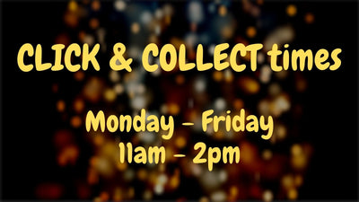 CLICK & COLLECT is back!