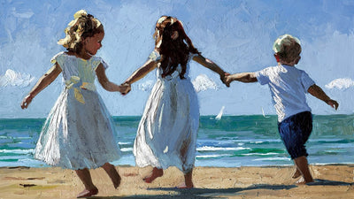 SHERREE VALENTINE DAINES Revisiting Summer