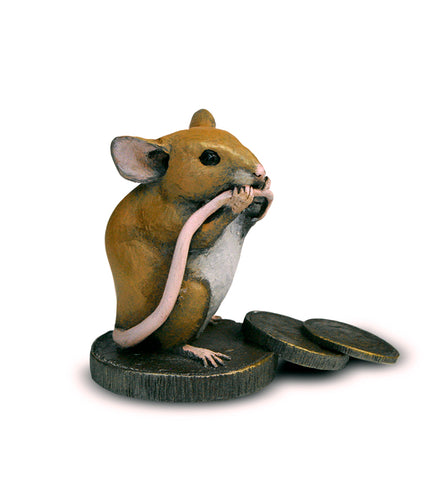 Mouse on Pennies