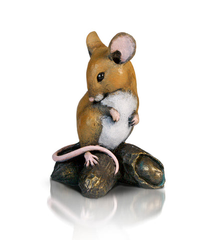 Mouse with Monkey Nuts