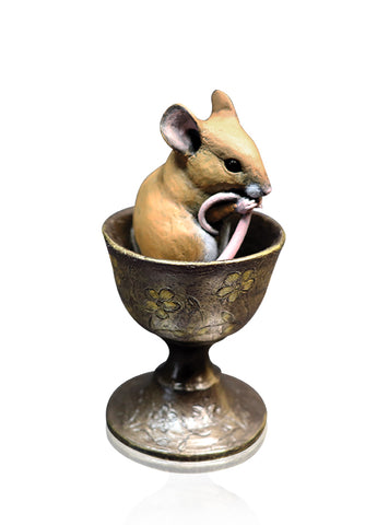 Mouse in Egg Cup