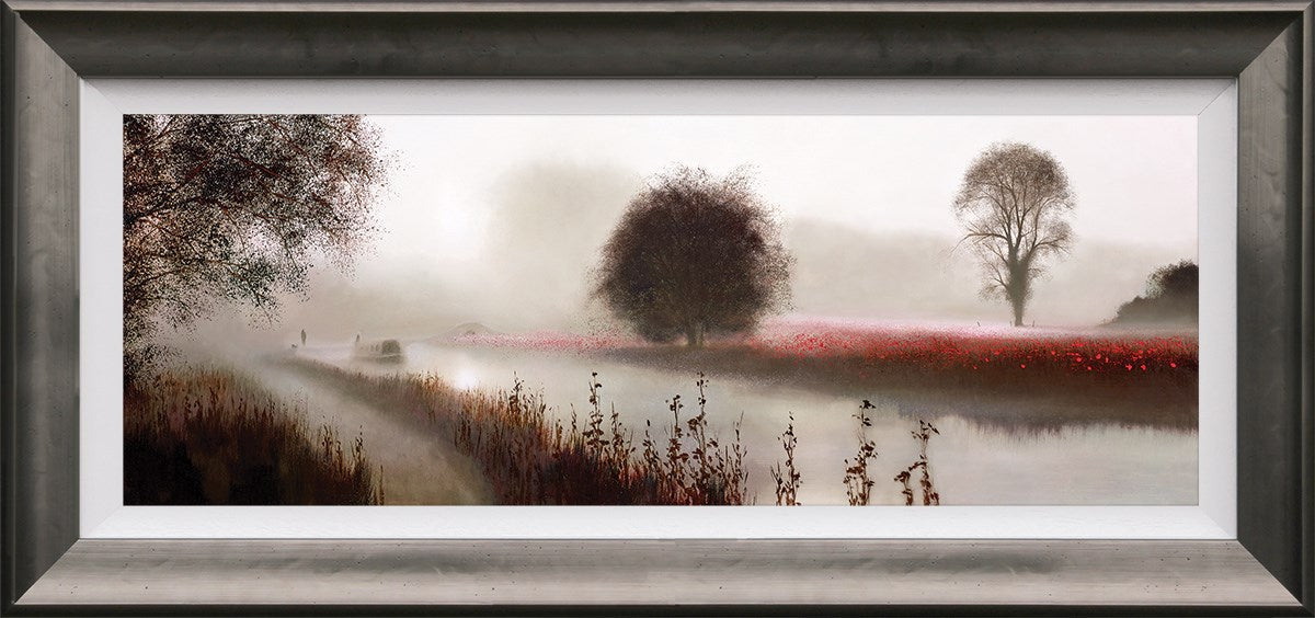 A Time To Take It Easy limited edition print by John Waterhouse