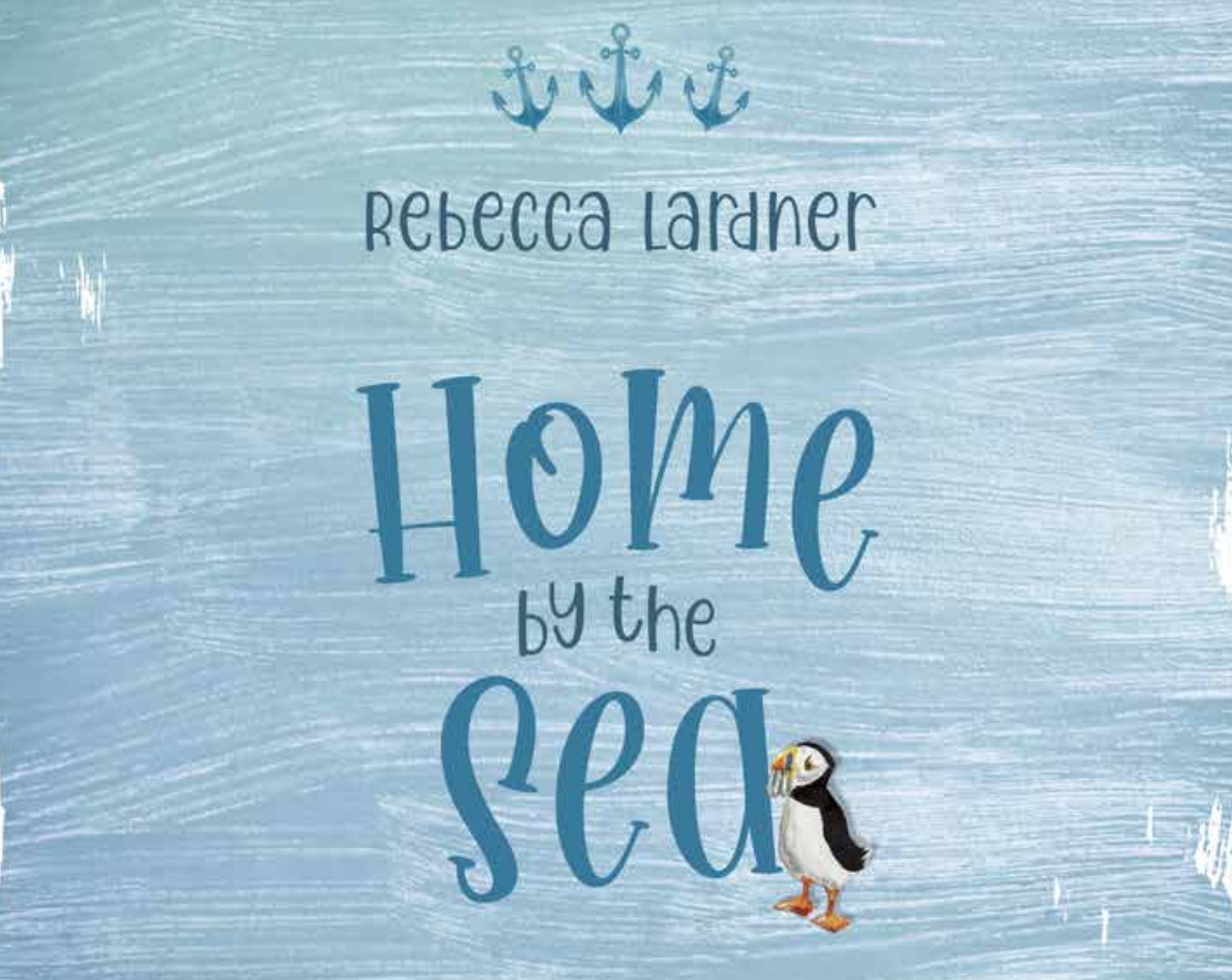 Home by the Sea new collection by Rebecca Lardner