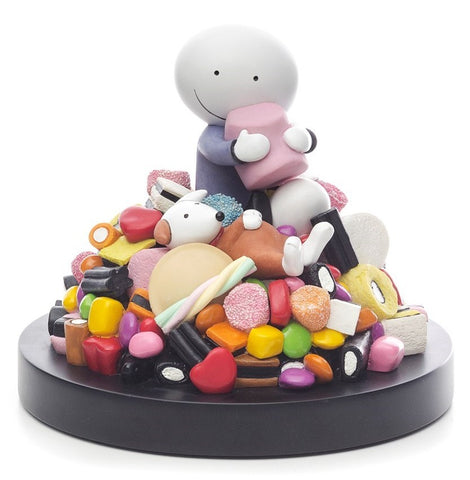 Life is Sweet Sculpture by Doug Hyde