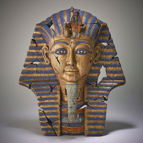 Tutankhamun by Matt Buckley at Edge Sculpture from Artworx Gallery