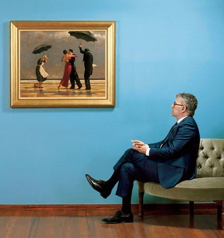 Jack Vettriano collection from Artworx Gallery