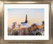 Lilleshall Hill Shropshire print by Sue Payton