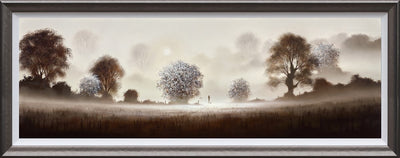 A New Day Dawns limited edition framed print by John Waterhouse
