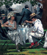 Afternoon Tea limited edition print by Sherree Valentine Daines