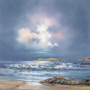 Allan Morgan Original Evening Waves