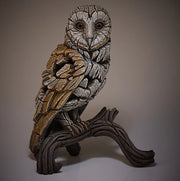 Barn Owl by Edge Sculpture
