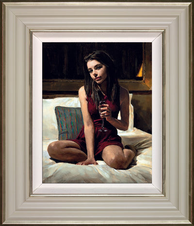 Bella limited edition print by Fabian Perez