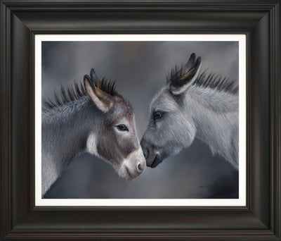 Best Friends limited edition print by Alex McGarry