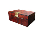 Wooden Presentation Box for Solid Bronze Sculpture by Keith Sherwin