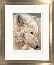 Spirit of the North Limited Edition Print by Sue Payton Framed Bronze