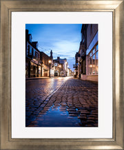 St Mary's Limited Edition Print by Neil Murray Bronze Frame