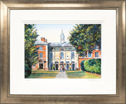 Adams Limited Edition Print by Sue Payton Framed Bronze