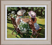 Champagne Celebration limited edition print by Sherree Valentine Daines