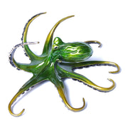 Greengo Bronze Octopus Sculpture by Chris Barela