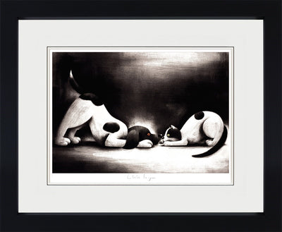 Close to You limited edition framed print by Doug Hyde