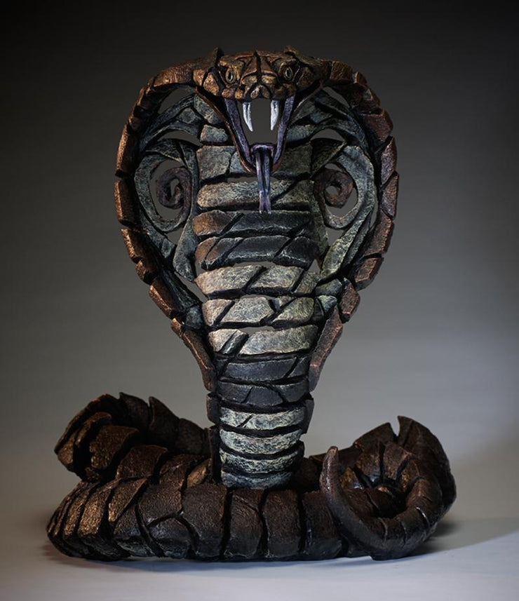 Cobra Copper Brown by Edge Sculpture