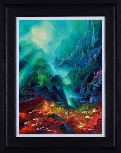 Colours of the Deep limited edition print by Philip Gray