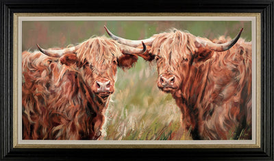 Companions limited edition print by Debbie Boon