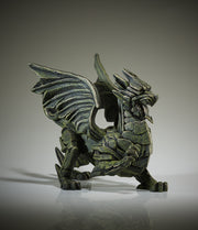 Dragon Green by Edge Sculpture