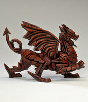 Dragon Red by Edge Sculpture