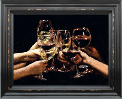 For a Better Life IX limited edition print by Fabian Perez