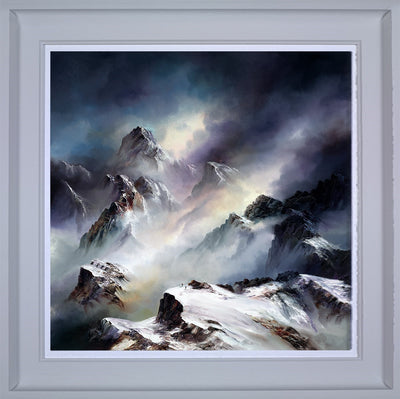 Furthest Reaches limited edition print by Philip Gray