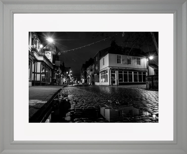 St Mary's 2 Limited Edition Print by Neil Murray Grey Frame