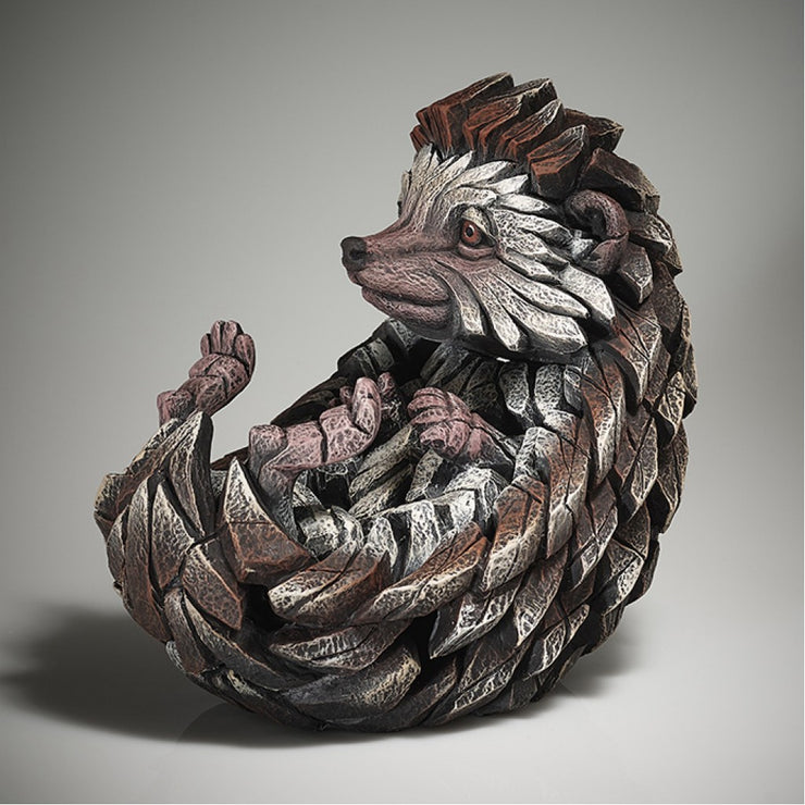 Hedgehog from Edge Sculpture by Matt Buckley