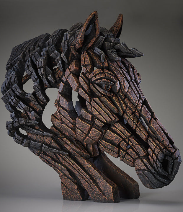 Horse Bust - Bay