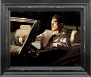Late Drive II limited edition print by Fabian Perez