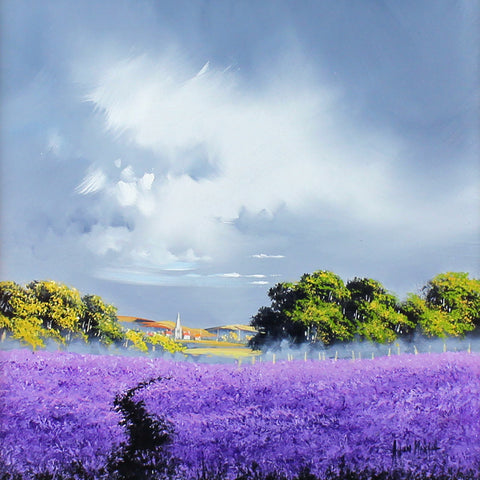 Lavender Mist by Allan Morgan