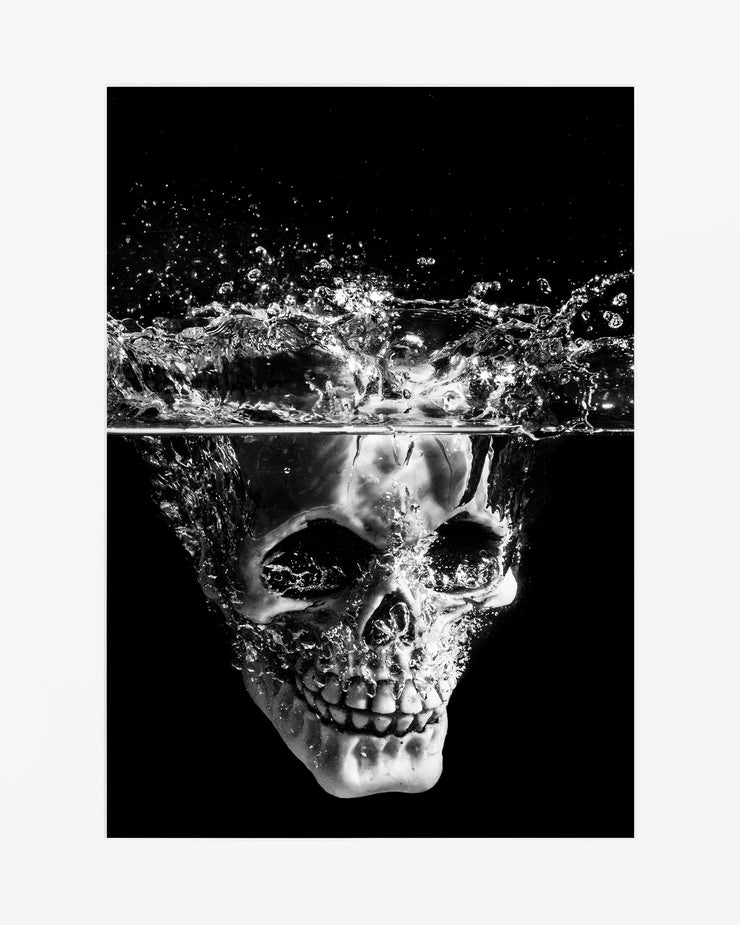 Splash Limited Edition Print by Neil Murray Mounted