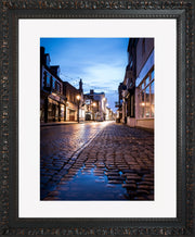 St Mary's Limited Edition Print by Neil Murray Ornate Black Frame