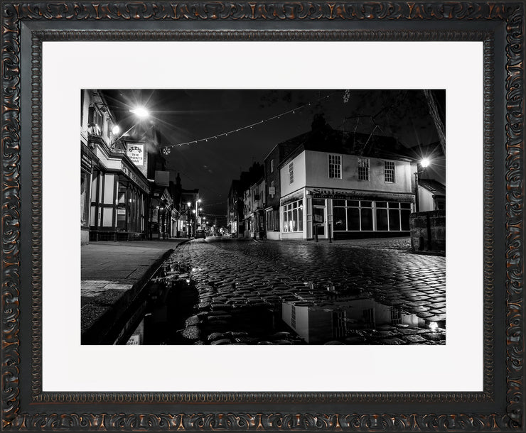 St Mary's 2 Limited Edition Print by Neil Murray Ornate Black Frame