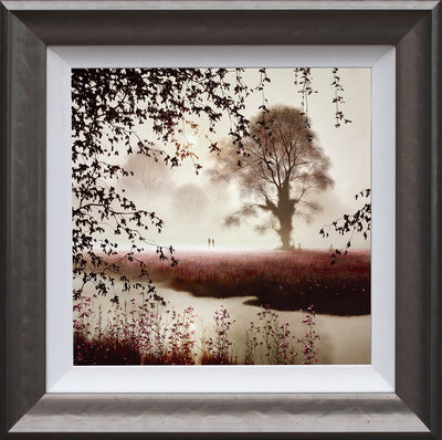 Our Time Together limited edition framed print by John Waterhouse